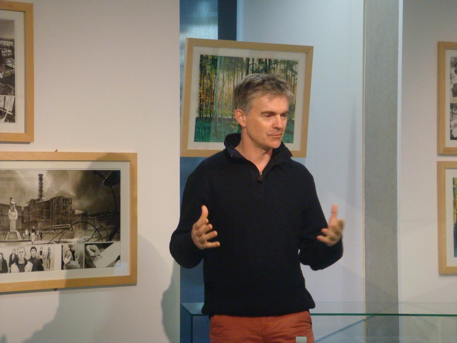 Rencontre avec Emmanuel Lepage