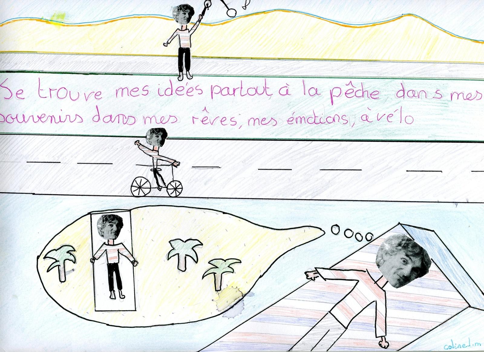 """Les """"petites phrases"""" d'Alex Cousseau"""