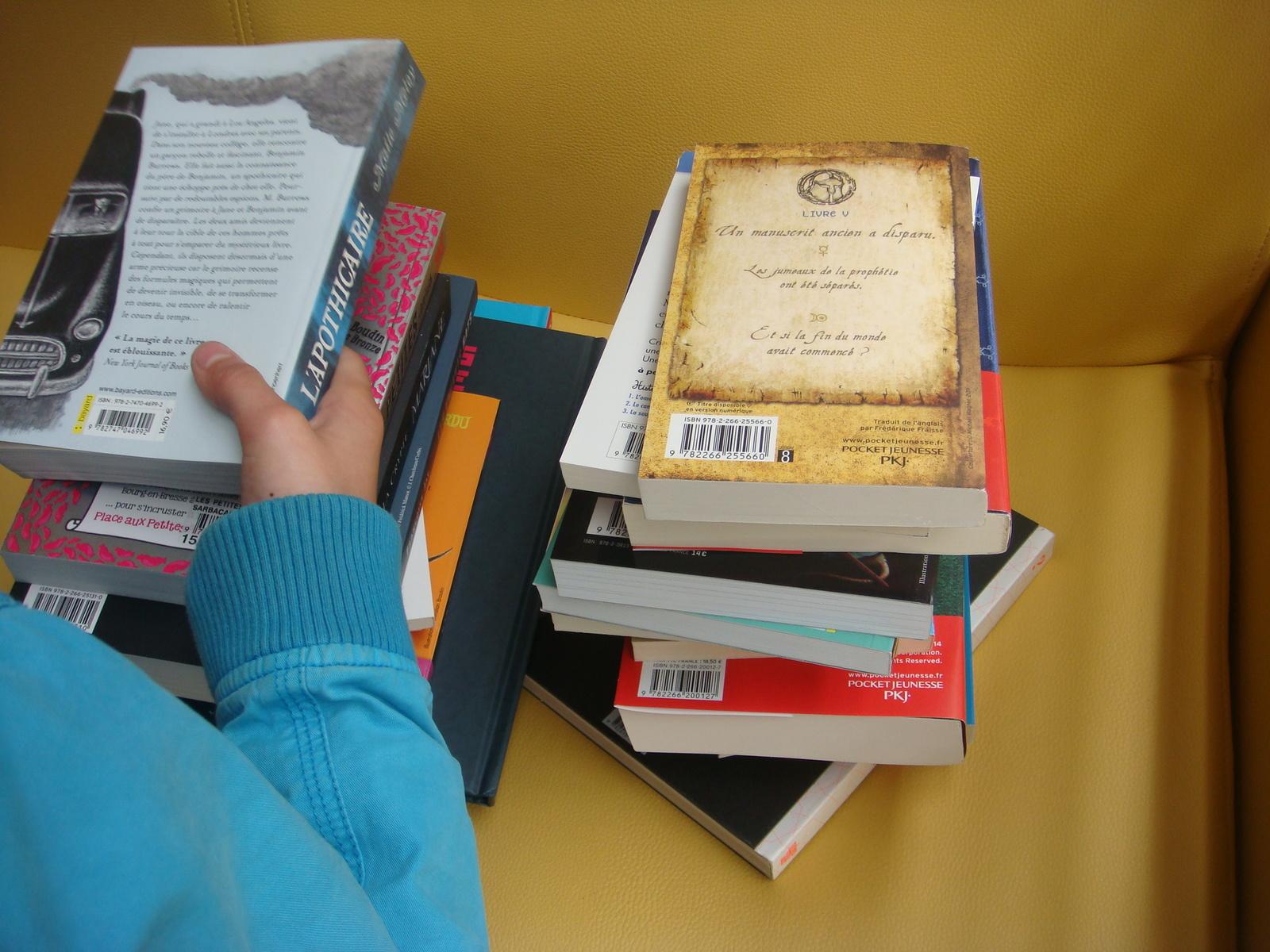 Sortie à la librairie : réunion d'information !